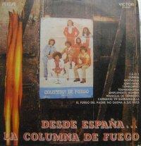Desde España... La Columna de Fuego
